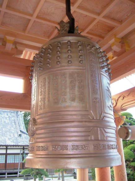 長福寺様  梵鐘