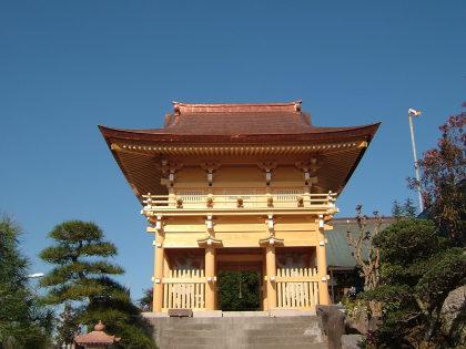 無量寺様(さいたま市) 梵鐘